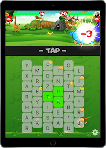 screenshot of BattleWords — make words and beat opponent (PVP) version langs