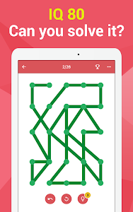 screenshot of 1LINE – One Line with One Touch version 2.2.2