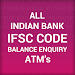 All Bank Balance Enquiry IFSC Code