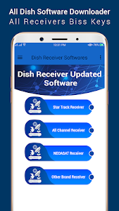 screenshot of All Dish Software download : All receiver biss key version 1.1.0