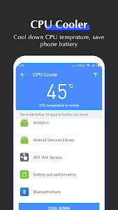 screenshot of All-In-One Toolbox: Cleaner & Speed Booster version v8.1.5.7.7