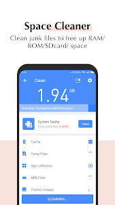 screenshot of All-In-One Toolbox: Cleaner & Speed Booster version v8.1.5.6.0
