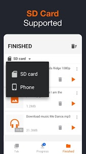 screenshot of All downloader 2019 version 1.1.3