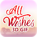 All Wishes 3D GIF