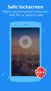 screenshot of AppLock Pro-privacy&lockscreen version v1.31.3