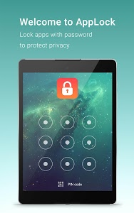screenshot of Applock version 1.42