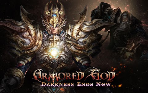 screenshot of Armored God version 1.0.2