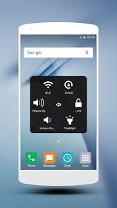 screenshot of Assistive Touch (OS 10 Style) version 1.2