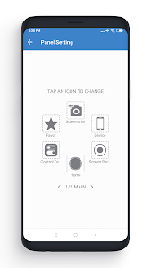 screenshot of Assistive Touch 2018 version 2.62