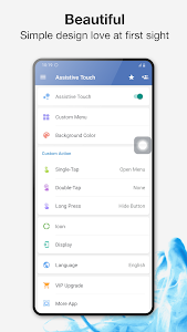 screenshot of Assistive Touch for Android version 2.7.28