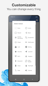 screenshot of Assistive Touch for Android version 3.1.29
