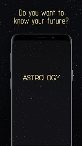 screenshot of Astrology: daily horoscope and palmistry version 1.4.6
