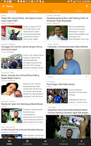 screenshot of BaBe - Baca Berita version 11.0.4.01