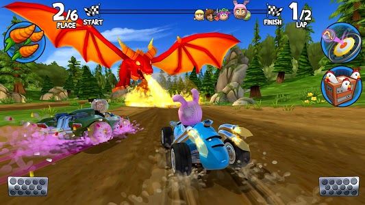 screenshot of Beach Buggy Racing 2 version 1.3.4