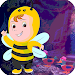 Download Best Escape Game 538 Slothful Bee Rescue Game 1.0.0 APK