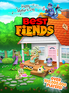 screenshot of Best Fiends - Free Puzzle Game version 8.0.1