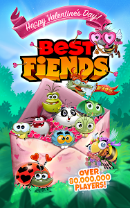 screenshot of Best Fiends - Free Puzzle Game version 6.5.1