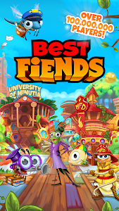 screenshot of Best Fiends - Free Puzzle Game version 7.1.1