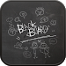 Download Blackboard go launcher theme 1.2 APK