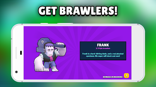 screenshot of Box simulator for Brawl stars version 1.0.1