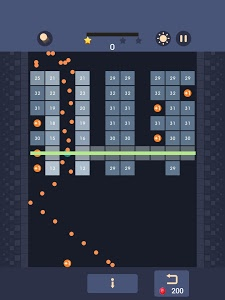 screenshot of Bricks n Balls version 1.4.0.001