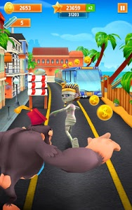 screenshot of Bus Rush version 1.15.6