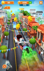 screenshot of Bus Rush version 1.15.5
