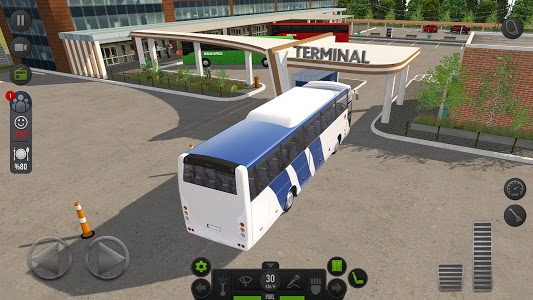 screenshot of Bus Simulator : Ultimate version 1.2.8