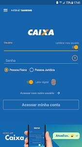 screenshot of CAIXA version Varies with device