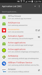 screenshot of CCSWE App Manager (ROOT) version 3.1.3
