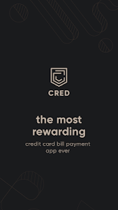 screenshot of CRED - most rewarding credit card bill payment app version Varies with device