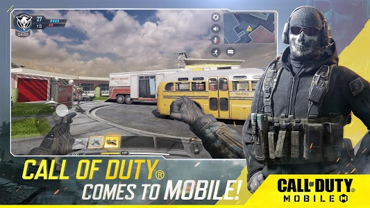 screenshot of Call of Duty®: Mobile version 1.0.12