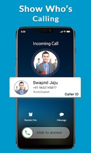 screenshot of Caller Name and location version 1.10