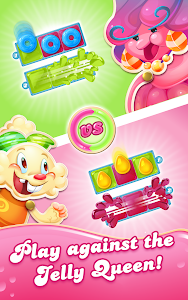 screenshot of Candy Crush Jelly Saga version 1.31.4