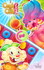 screenshot of Candy Crush Jelly Saga version 1.20.5