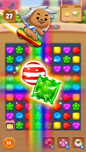 screenshot of Candy Friends : : Match 3 Puzzle version 1.1.2