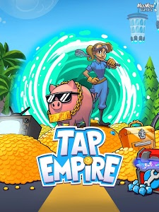 screenshot of Tap Empire: Idle Clicker version 1.7.3