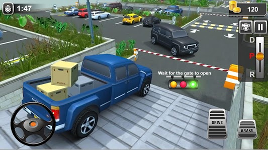 screenshot of Car Parking 3D : Driving Simulator version Varies with device