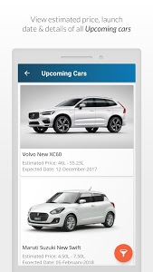 screenshot of CarWale- Search New, Used Cars version 5.1.2