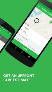 screenshot of Careem - Car Booking App version 8.4.4