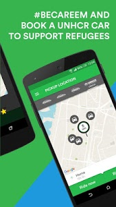 screenshot of Careem - Car Booking App version 8.3.4