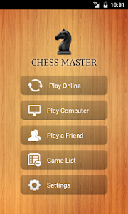 screenshot of Chess version 2.3