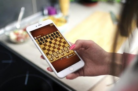 screenshot of Chess - Titans 3D: free offline game version 2.1