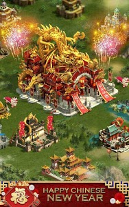 screenshot of Clash of Kings : Wonder Falls version 4.21.0