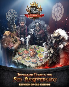 screenshot of Clash of Kings : Eight Kingdoms Conflict version 5.11.0