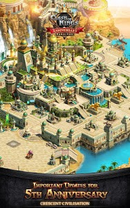 screenshot of Clash of Kings : The Ramadan event is on going! version 5.35.0