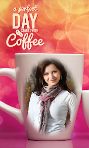 screenshot of Coffee Mug Photo Frames version 1.0.8