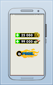 screenshot of Coins For 8 Ball Pool - Guide version 1.0