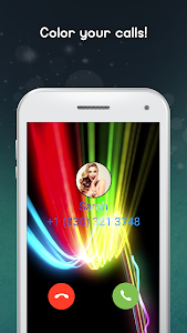 screenshot of Color Your Call version 2.5