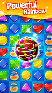 screenshot of Cookie Mania - Sweet Match 3 Puzzle version 7.0.3172